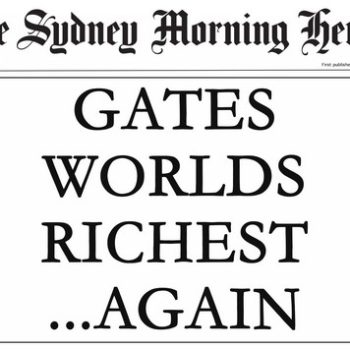 Con Gates Headline