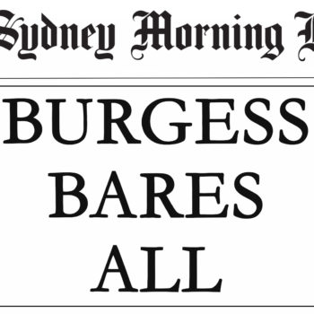 George Burgess Headline