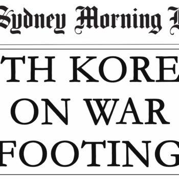 Kim Jong Un Headline