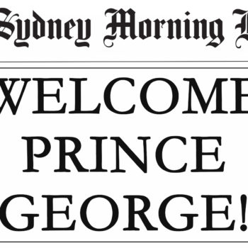King George Headline