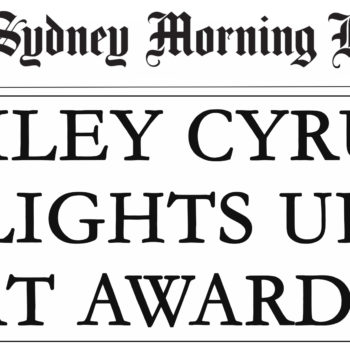 Miley Headline