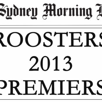 NRL Grand Final Headline