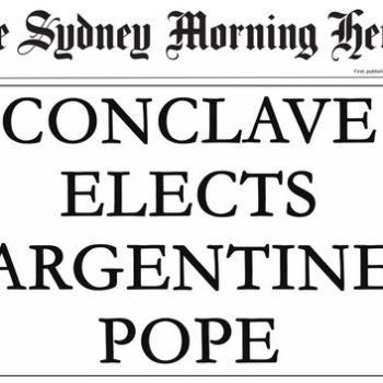 Pope Headline